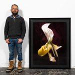 ROBERT THIEN, ORCHID II STILL LIFE PHOTOGRAPH
