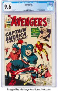 The Avengers #4
