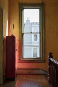 The David Ireland House at 500 Capp Street, San Francisco