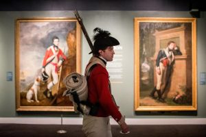 Tate Britain's Dr. Martin Myrone Explores the Life and Art of Richard St. George in 'From Gainsborough to Gothic Nightmares,' at Philadelphia's Museum of the American Revolution, March 5