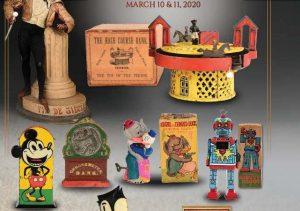 Toys, Dolls, & Figural Cast Iron