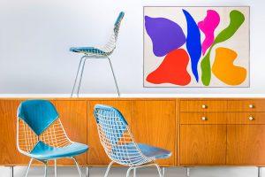 Fine Art + Design Selections