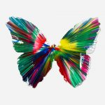 Damien Hirst, Butterfly spin
