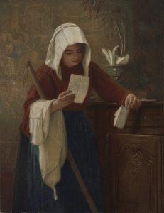 DÉSIRÉ-FRANÇOIS LAUGÉE (French, 1823-1896)
