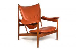 "Finn Juhl (Danish, 1912-1989) teak ""Chieftain Chair"""