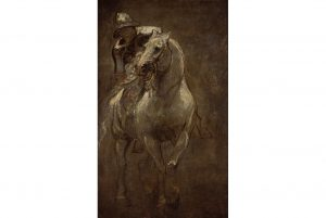 Antony Van Dyck, 'A Soldier on Horseback,' c. 1616.