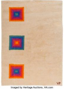 Verner Panton (Danish, 1926-1998) Concentri.