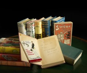 The P.G. Wodehouse Collection of William Toplis
