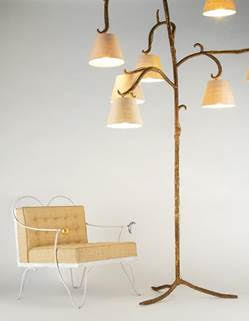 DALLAS, Texas (March 25, 2020) – A rare lamp by French designers Elizabeth Garouste and Mattia Bonetti is among the highlights from an important California collection in Heritage Auctions' Design Auction April 20 in Dallas, Texas.