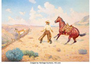 Robert Farrington Elwell (American, 1874-1962)