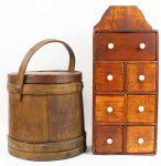 Spice Box & Swing Handle Ferkin