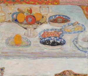 Pierre Bonnard, Fruit and Fruit Dishes