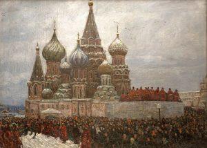 VLADIMIR ARALOV (RUSSIAN 1893-1972)