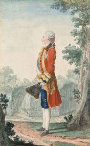 LOUIS CAROGIS DIT CARMONTELLE (PARIS 1717-1806)