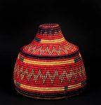 Large Saudi Arabian Abha Bedouin Basket