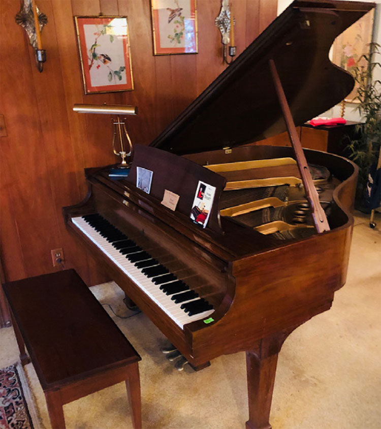Steinway Piano Auction