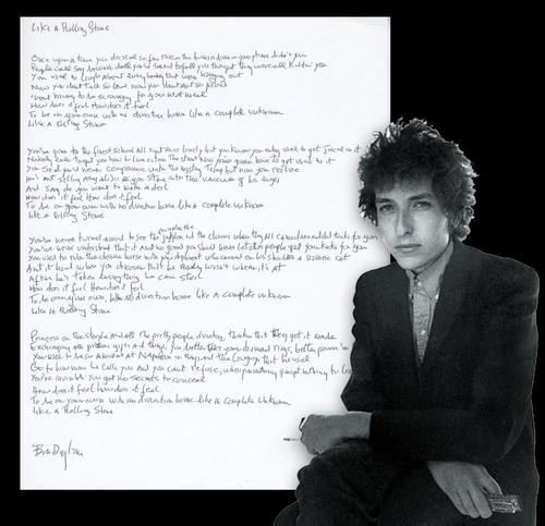 Bob Dylan, Isaac Newton and George Washington are all in University Archives' May 6th online auction