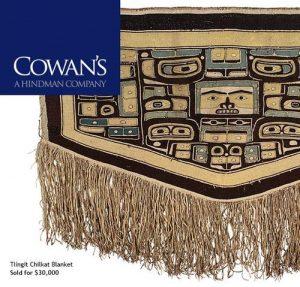 Cowan's American Indian Art Auction Soars Online1