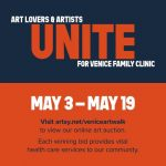Artists and Art Lovers Unite to Raise Critical Funds for Venice Family Clinic's COVID-19 Response