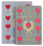 """""""Casino Royale"""" First Edition Copy, Presented by Potter & Potter Auctions Know Before You Bid1"""