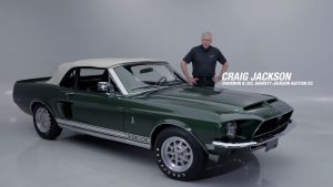 Barrett-Jackson to Premiere Online Only Auction Featuring Hand-Selected Vehicles, Automobilia Beginning on May 8, 2020