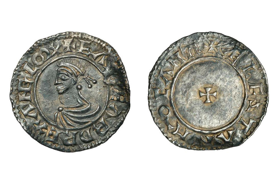 The coin was discovered in March 2018 by a 68-year-old retired council worker using a Minelab ETrac metal detector.