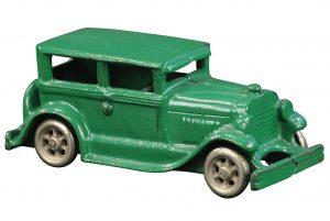 Bertoia's May 7-8 auction features Atlantique City promoter's estate collection of European antique toys