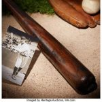 Heritage Auctions Sells One of Lou Gehrig's Earliest Game-Used Bats for More Than $1 Million