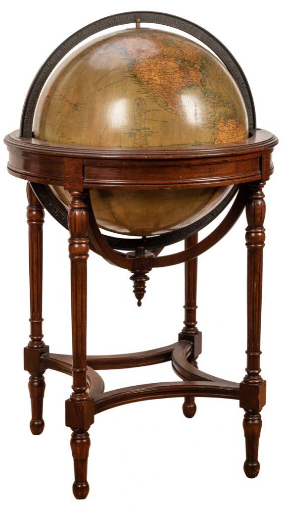 Philips' 18-inch Merchant Shippers' Globe