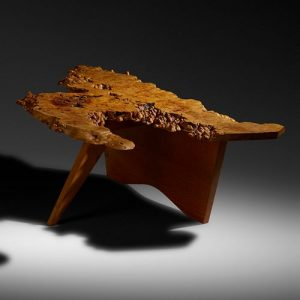 George Nakashima, Special-Order coffee table