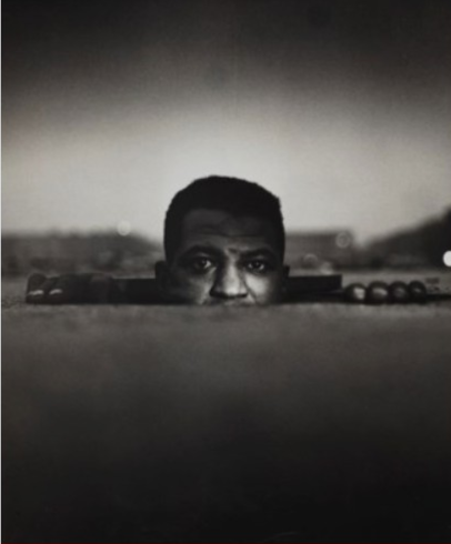 Emerging Man by Gordon Parks. Photo by Christie's.