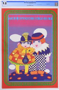 Psychedelic Art Exchange Auctions Legendary Ultrasounds Concert Poster Collection