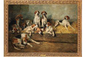 It's a dog's life at Bonhams 19th Century Art sale