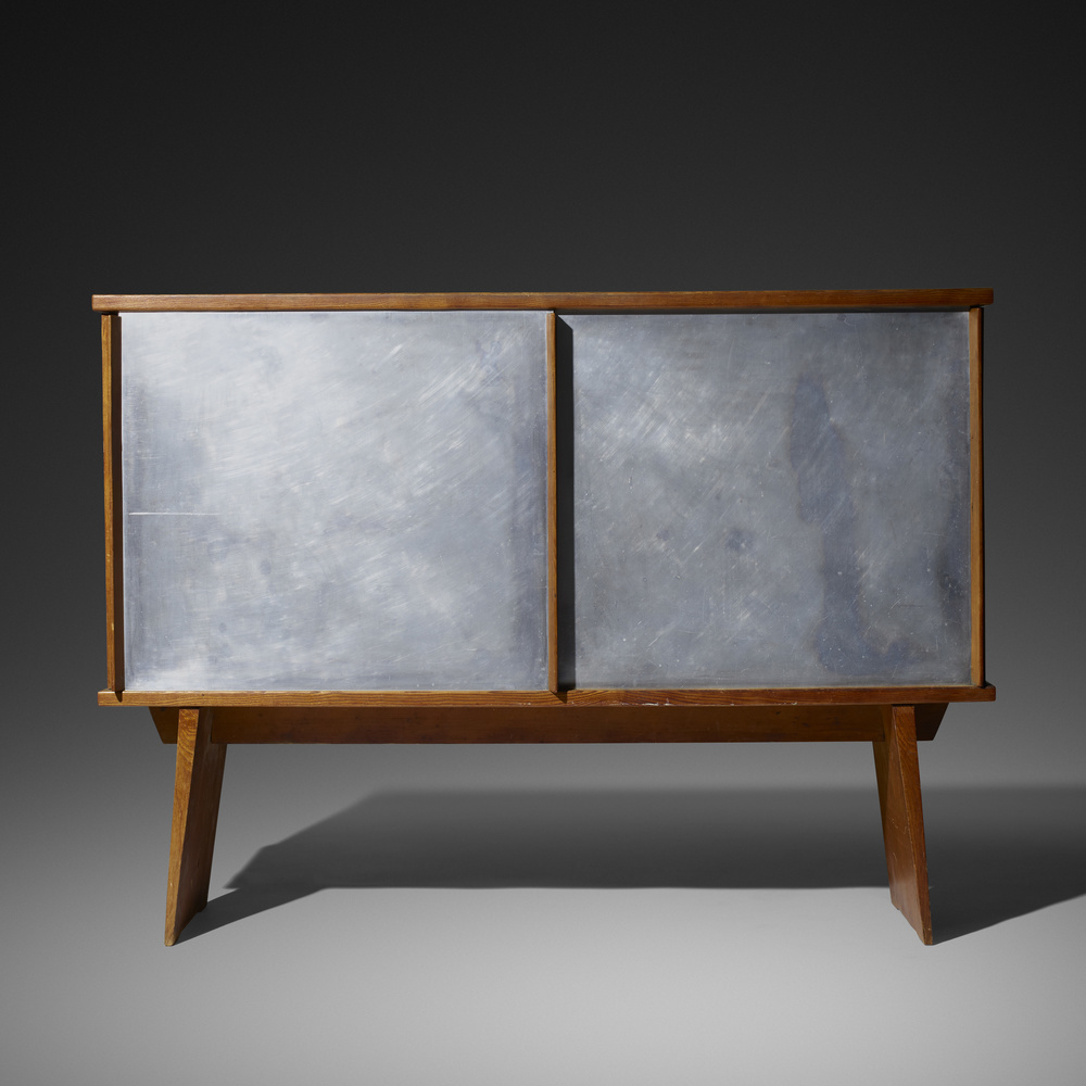 Charlotte Perriand and Pierre Jeanneret. Bahut No. 2. Image from Wright.