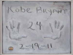 Kobe Bryant Memorabilia Scores High in Julien's Sports Legends Auction