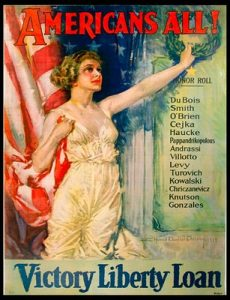 Hilman Walker Collection of World War I & II Posters