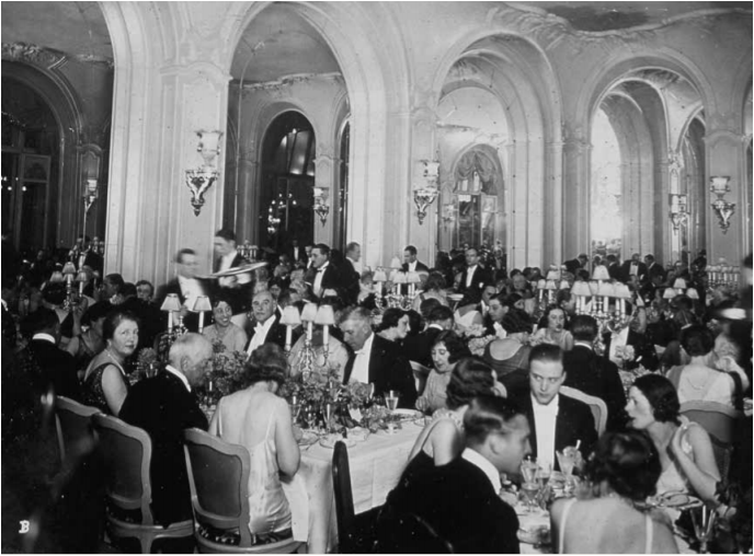 The Ritz Hotel Paris. Image from Artcurial.