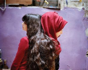 Rania Matars Captivating Photographs of Young Women Around the World Capture the Transitory Beauty of Adolescence