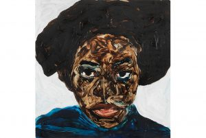 Powerful portraits by Amoako Boafo offered at Bonhams Modern & Contemporary Art sale