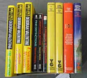 Detective Mystery and Fiction Lot.