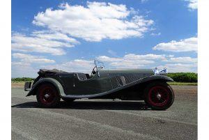 1934 Lagonda M45 T7 Tourer in original condition for sale with H&H Classics