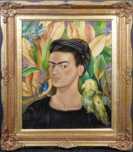 Artworks done in the style of, or are attributed to, master artists will be in 500 Gallery's online-only auction June 17-1