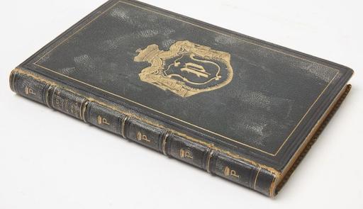 Le Thé et Le Chocolat by Eugène and Auguste Pelletier. Photo courtesy of New Haven Auctions.