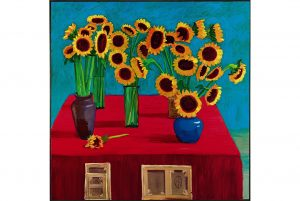 30 Sunflowers by David Hockney to lead Hong Kong Contemporary Art Evening Sale
