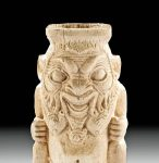 Bes, the Egyptian Dwarf God and Protector of Children Know Before You Bid-1