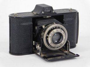 Agfa Memo 35mm Viewfinder Camera