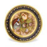 A PARIS (DARTE) PLATE, CIRCA 1820