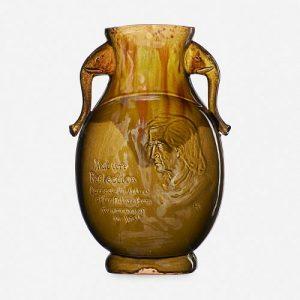 Chelsea Keramic Art Works, Tall vase