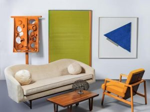 Hindman to Offer Unique Blend of Post War Art and Design in One July Auction