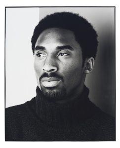 WALTER IOOSS JR. (B.1943) Kobe Bryant, Los Angeles, CA, 2000